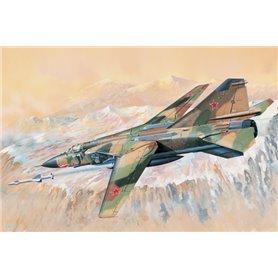 Trumpeter 03211 Flygplan MiG-23MLD Flogger-K