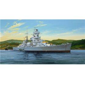 Trumpeter 05317 German Heavy Cruiser Admiral Hipper 1941