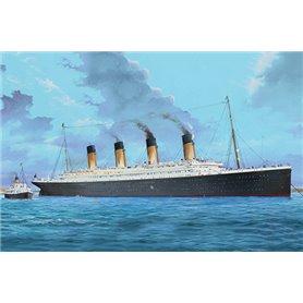 Trumpeter 03719 Fartyg R.M.S Titanic 1:200 med LED