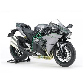 Tamiya 14136 Motorcykel Kawasaki Ninja H2 Carbon