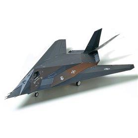 """Tamiya 61059 Flygplan Lockheed F-117A """"Nighthawk"""""""