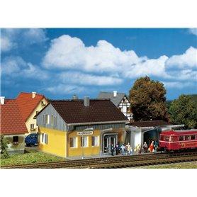 """Faller 282706 Station/Stoppställe """"Blumendorf"""""""