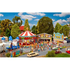 Faller 190070 Promotional Set Small funfair