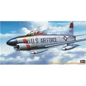 "Hasegawa 51405 Flygplan F-86D Sabre Dog ""U.S. Air Force"""