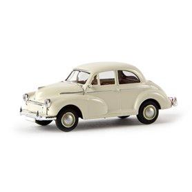 Brekina 15211 Morris Minor Limousine, vit, TD