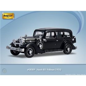 Ricko 38309 Horch 951 Pullman, svart, PC-Box