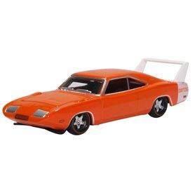 Oxford Models 129467 Dodge Charger Daytona 1969 Orange
