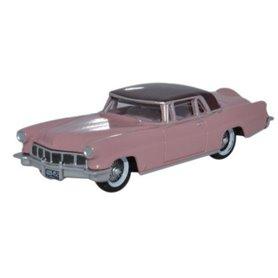 Oxford Models 113961 1956 Continental MkII Amethyst/Dubonnet