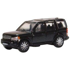 Oxford Models 128699 Land Rover Discovery 4 Santorini Black