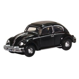Oxford Models 133976 VW Beetle Black
