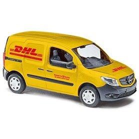 """Busch 50615 Mercedes Benz Citan """"DHL"""""""