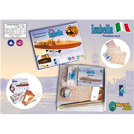 Naval Art 2019 Isabella - Taxi Veneciano