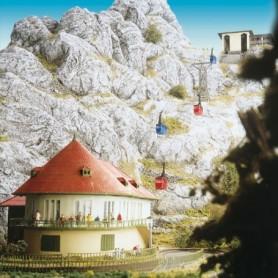 "Brawa 6560 Linbana ""Schauinsland funicular near Freiburg, Germany"""