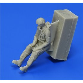 Pilot Replicas 48P011 1/48 scale Viggen Pilot (seated)