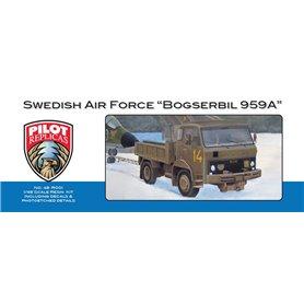 Pilot Replicas 48R001 Volvo 959 TOW truck 1/48