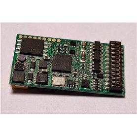Märklin RC2BV Ljuddekoder för Märklin 37410 RC2, 21-pins, utan högtalare