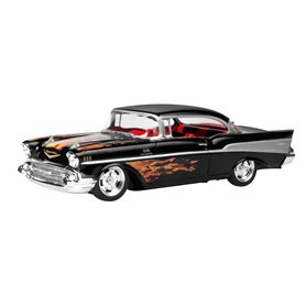 "Revell 1529 1957 Chevy Bel Air ""Snaptite"""
