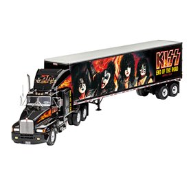 "Revell 07644 KISS Tour Truck ""Gift Set"""