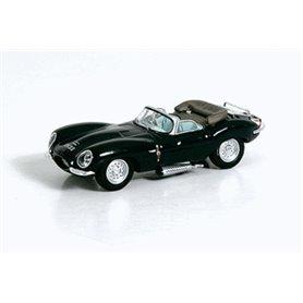 Ricko 38223 Jaguar XKSS, mörkgrön RHD, PC-Box