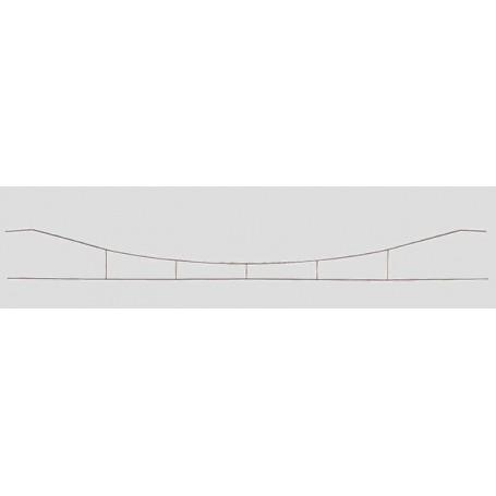 Märklin 5636 Luftledning, längd 45,0 cm, 1 st