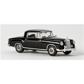 """Brekina 13500 Mercedes Benz 220 S Coupé (W180 II), svart, """"Von Starmada"""""""