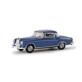 "Brekina 13503 Mercedes Benz 220 S Coupé (W180 II), blå, ""Von Starmada"""