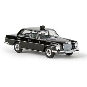 "Brekina 13108 Mercedes Benz 280 SE (W108) ""Taxi"", ""Von Starmada"""