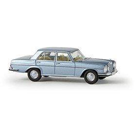 """Brekina 13103 Mercedes Benz 280 SE 3.5 (W108), gråblå metallic """"Von Starmada"""""""