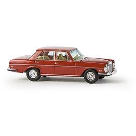"""Brekina 13106 Mercedes Benz 280 SE 4.5 (W108) (US-Version), röd, """"Von Starmada"""""""
