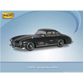 Ricko 38594 Mercedes Benz 300SL (W198), svart, PC-Box