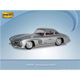 Ricko 38394 Mercedes Benz 300SL (W198), silver, PC-Box