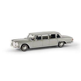 "Brekina 13005 Mercedes Benz 600 Limousine, silvermetallic ""Von Starmada"""