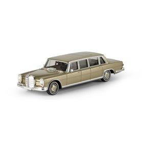 """Brekina 13004 Mercedes Benz 600 Limousine, guld """"Von Starmada"""""""