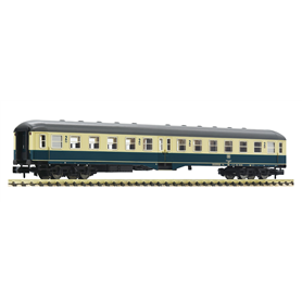 Fleischmann 866607 Personvagn 2:a klass Bymb 421 typ DB
