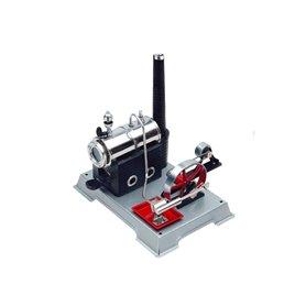 Wilesco 05100 Ångmaskin / Experimentbyggsats D100E, byggsats