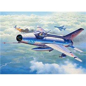 Revell 03967 Flygplan MiG-21 F.13 Fishbed C