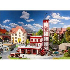 Faller 130159 Modern fire station