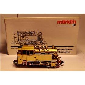 """Märklin 33049.96701 Ångklok BR 80 typ DB """"Präsentations-Lokomotive"""""""