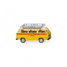 Wiking 29201 VW T3 bus 'PTT'