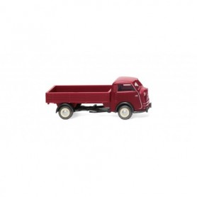 Wiking 33504 Tempo Matador high-side flatbed - purple red