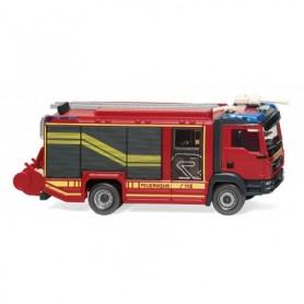 Wiking 61245 Fire brigade - AT LF (MAN TGM Euro 6|Rosenbauer)