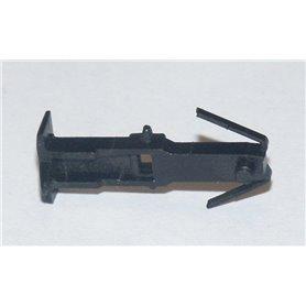 Märklin 704120 Koppelhake i plast, 1 st, svart