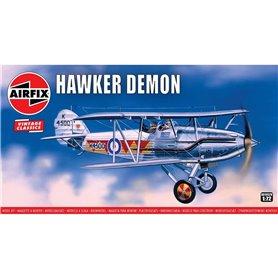 Airfix 01052V Flygplan Hawker Demon