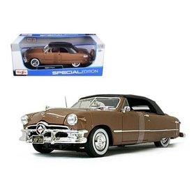 Maisto 31681 Ford 1950 metallic brons