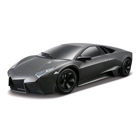 Burago 11029 Lamborghini Reventon, mattsvart