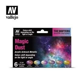 "Vallejo 77090 Paint Set ""Magic Dust"""