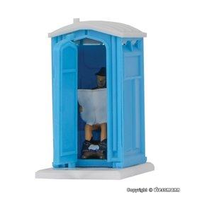 Viessmann 1545 Road works restroom, moving,rörliga figurer