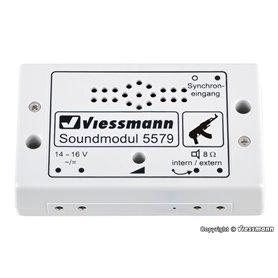 Viessmann 5579 Sound module Firing Range