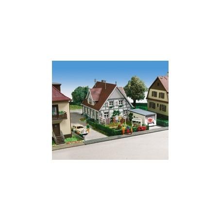 """Kibri 8703 Småstadshus """"Gartenstrasse"""""""
