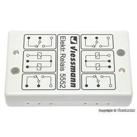 Viessmann 5552 Electronic relay 2 x 2UM